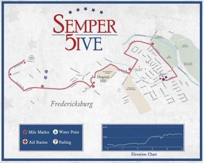 Semper 5ive elevation